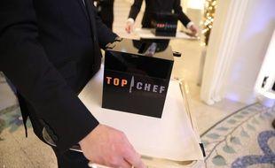 C'est dans ces urnes que le notes des menus des finalistes de «Top Chef» saison 8 ont été déposées.