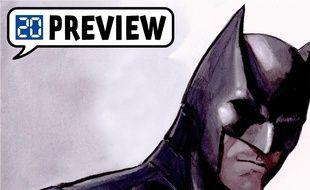 Batman par Enrico Marini
