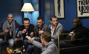 Jean-Luc Reichmann a invité des joueurs du PSG à jouer dans sa série.