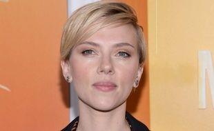 Scarlett Johansson, le 24 septembre 2015, à New York.