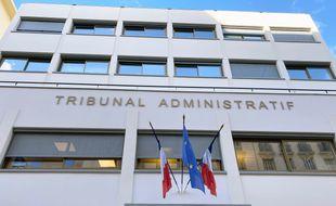 Le tribunal administratif de Nice.