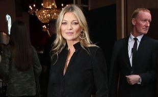 Kate Moss a perdu sa virginité bien tôt.
