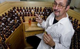 Thierry Talou, du laboratoire de Chimie agro-industrielle (INP-Ensiacet/Inra) est à l'initiative du Fav Lav.