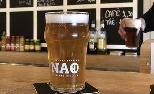 La brasserie Nao a ouvert à Vigneux de Bretagne en Loire-Atlantique