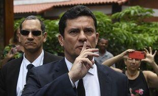 Sergio Moro est le nouveau ministre de la Justice du Brésil.