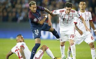 Neymar contre le reste du monde