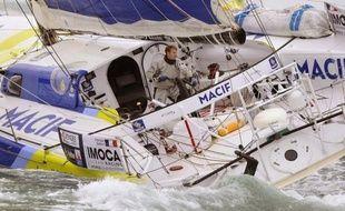 Le Français François Gabart (Macif) était toujours en tête mercredi soir du Vendée Globe au sud-ouest de la Nouvelle-Zélande devant son compatriote Armel Le Cléac'h (Banque Populaire)