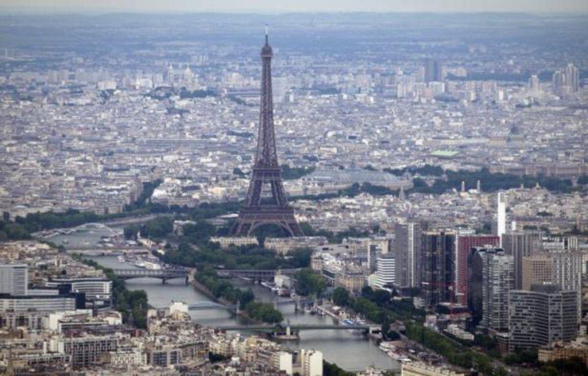 """L'agence de notation américaine Egan-Jones a abaissé jeudi la note attribuée à la dette de la France à """"BBB+"""", citant la pression croissante exercée sur le pays par la crise de la zone euro. – Joel Saget afp.com"""