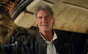 Dans l'épisode 7 de Star Wars, Harrison Ford est toujours Han Solo.