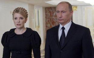 """La Russie et l'Ukraine ont conclu dimanche à l'issue d'un véritable marathon diplomatique un accord en vue de rétablir - """"sous peu"""" promet Moscou - l'intégralité de l'approvisionnement en gaz russe de l'Europe via le territoire ukrainien, mais bien des zones d'ombre demeurent."""