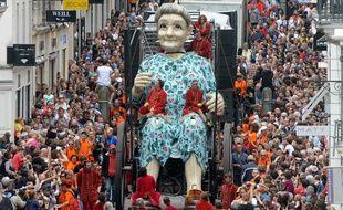 Dans son nouveau spectacle, Royal de Luxe délaisse ses fameux géants.