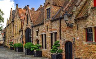 Une maison en Belgique.