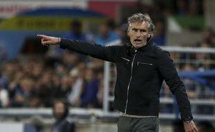 Olivier Dall'Oglio a signé un contrat de deux saisons, avec une en option, avec le Stade Brestois.