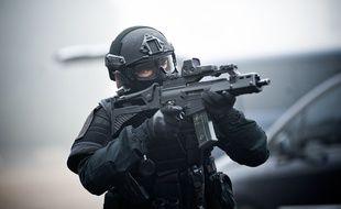 Un policier du RAID (photo d'illustration).