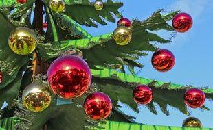 Weihnachten im Elsass: Warum sind die Kugeln am Weihnachtsbaum rot?