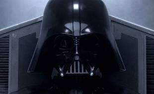 L'acteur Hayden Christensen en Dark Vador dans le film «Star Wars: Episode III La revanche des Sith».