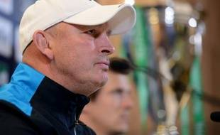 Vern Cotter avait quitté Clermont à l'issue de la saison 2013-2014, au lendemain de la défaite du club auvergnat en demi-finale du Top 14 face à Castres (25-9)