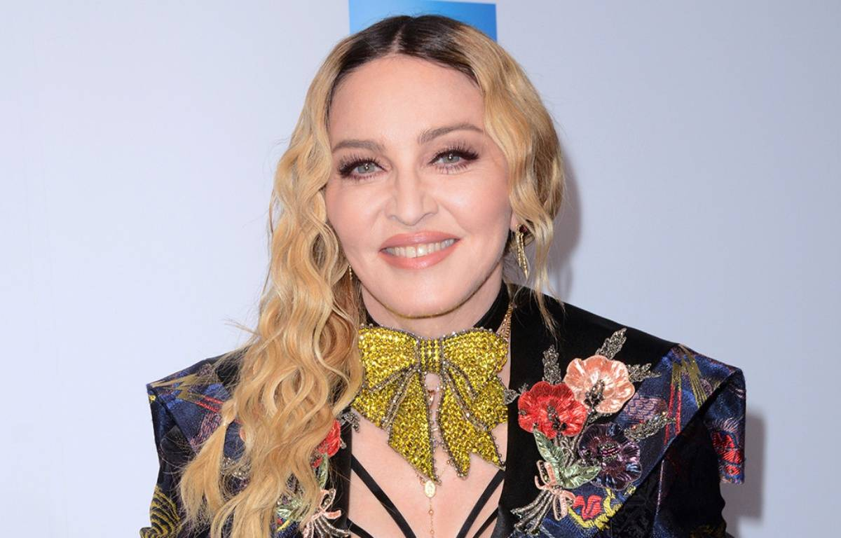 Madonna à New York – Ivan Nikolov/WENN.com