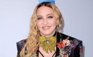 Madonna à New York