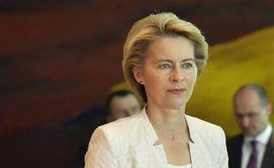 Ursula von der Leyen est la candidate au poste de présidente de la Commission européenne.