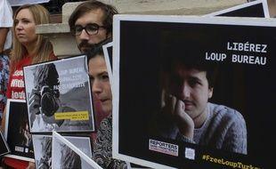 Turquie: le journaliste loup bureau doit atterrir ce dimanche matin