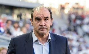 Ricardo, l'entraîneur des Girondins de Bordeaux