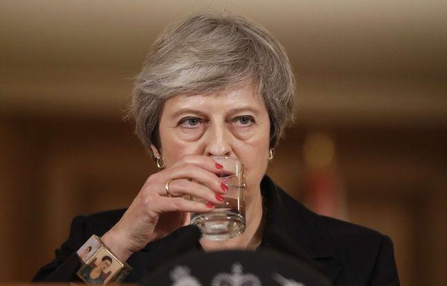 Brexit: Theresa May écarte l'idée d'un nouveau referendum