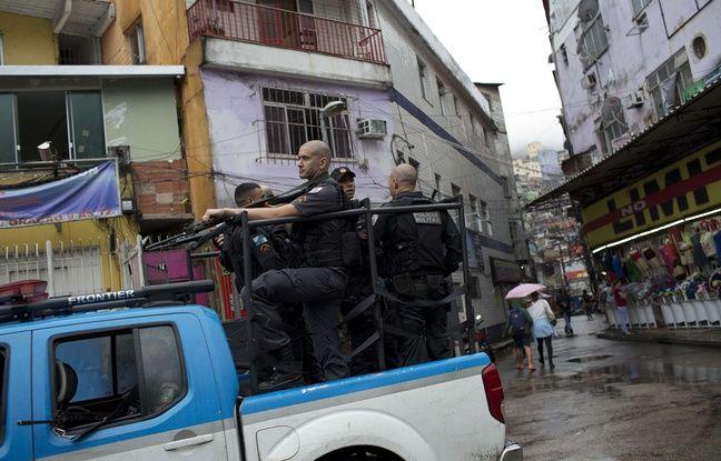 nouvel ordre mondial | Brésil: Une touriste espagnole tuée par erreur par la police dans une favela de Rio