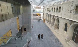 Le nouveau centre des congrès sera inauguré début janvier.