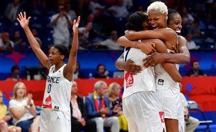 L'équipe de France de basket s'est qualifiée pour les demi-finales de l'Euro, le 4 juillet 2019.