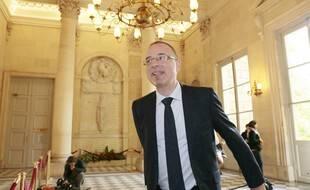 Le maire de Bourges, Yann Galut, quand il était député. (archives)