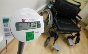 Toulouse, le 29 novembre 2012. Centre Intégré de prise en charge de l'Obésité de Toulouse à l'Hôpital Larrey.
