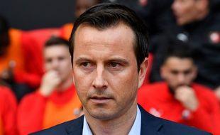 Déjà lié au Stade Rennais jusqu'en 2020, Julien Stéphan a prolongé son contrat de deux ans.