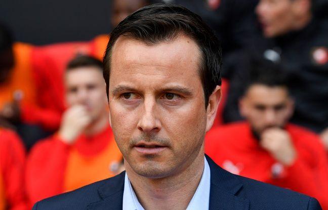 Stade Rennais: Julien Stéphan prolonge jusqu'en 2022 à la tête des Rouge et Noir