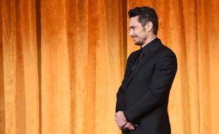 James Franco le 9 janvier 2018 à New York pour les National Board of Review Awards