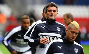 Jérémy Toulalan a fait son retour au Parc des Princes après un mois de blessure.
