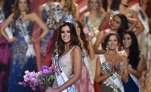 Paulina Vega, Miss Colombie, a été sacrée dimanche Miss Univers 2014.
