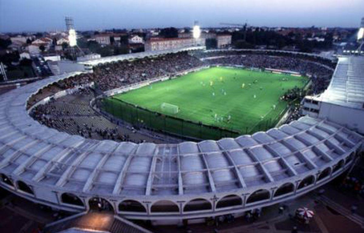 Le stade Chaban Delmas de Bordeaux. – DR