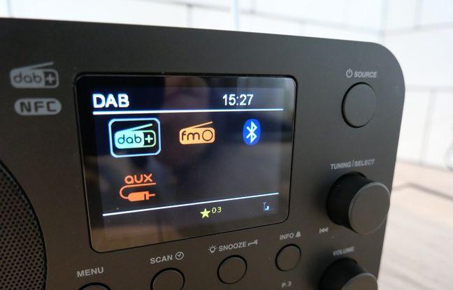 DAB+, FM, Bluetooth... le M-128 DBT de Muse est polyvalent.