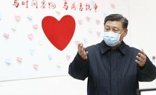 Xi Jinping, le président chinois, prend ses précautions.