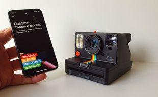 Le Polaroid OneStep+ dispose de fonctions connectées.