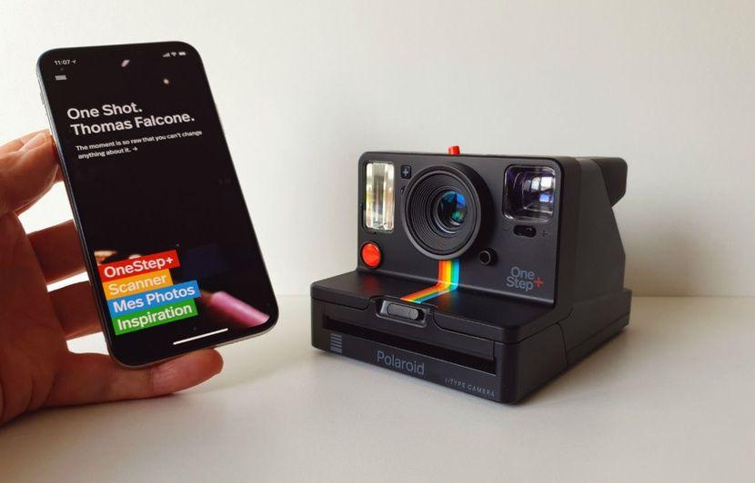 0f9e457f4b157 Test- Polaroid OneStep+  la photo instantanée zoome (enfin!) sur la  connectivité