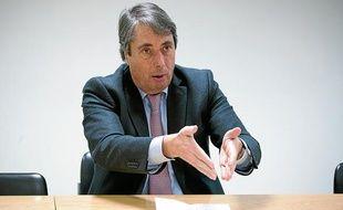 Michel Destot est député PS depuis 1988 // PHOTO : V. WARTNER / 20 MINUTES