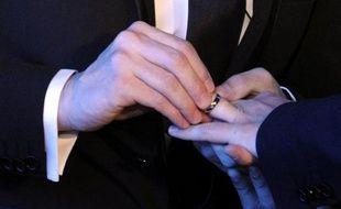La cour d'appel de Chambéry a autorisé mardi un couple homosexuel franco-marocain à se marier, contre l'avis du parquet, tranchant une question qui concerne potentiellement de nombreux couples binationaux.
