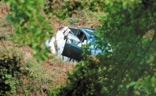 Il y a eu 22homicides et tentatives pour 300000 habitants en Corse en 2011 (archives).