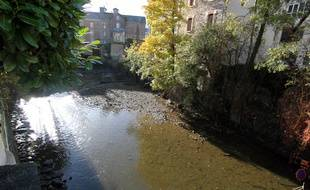 La victime a été retrouvée sur les bords de la Vilaine,  à Rennes.