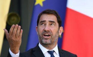 Christophe Castaner est ministre de l'Intérieur depuis octobre 2018.