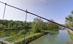 Le corps du bébé a été retrouvé dans le canal du Rhône au Rhin.