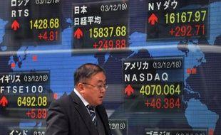 La Bourse de Tokyo a terminé la séance de vendredi quasi stable (+0,07%), dans un marché prudent après trois séances consécutives de nette hausse et avant un week-end prolongé