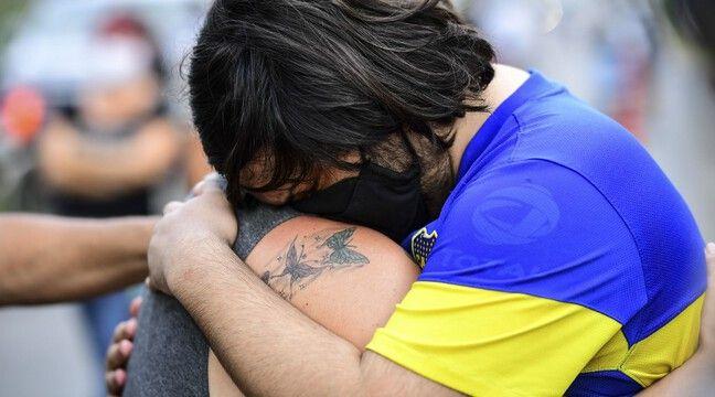 « Le foot est mort »… Les Argentins dévastés par le décès de Maradona